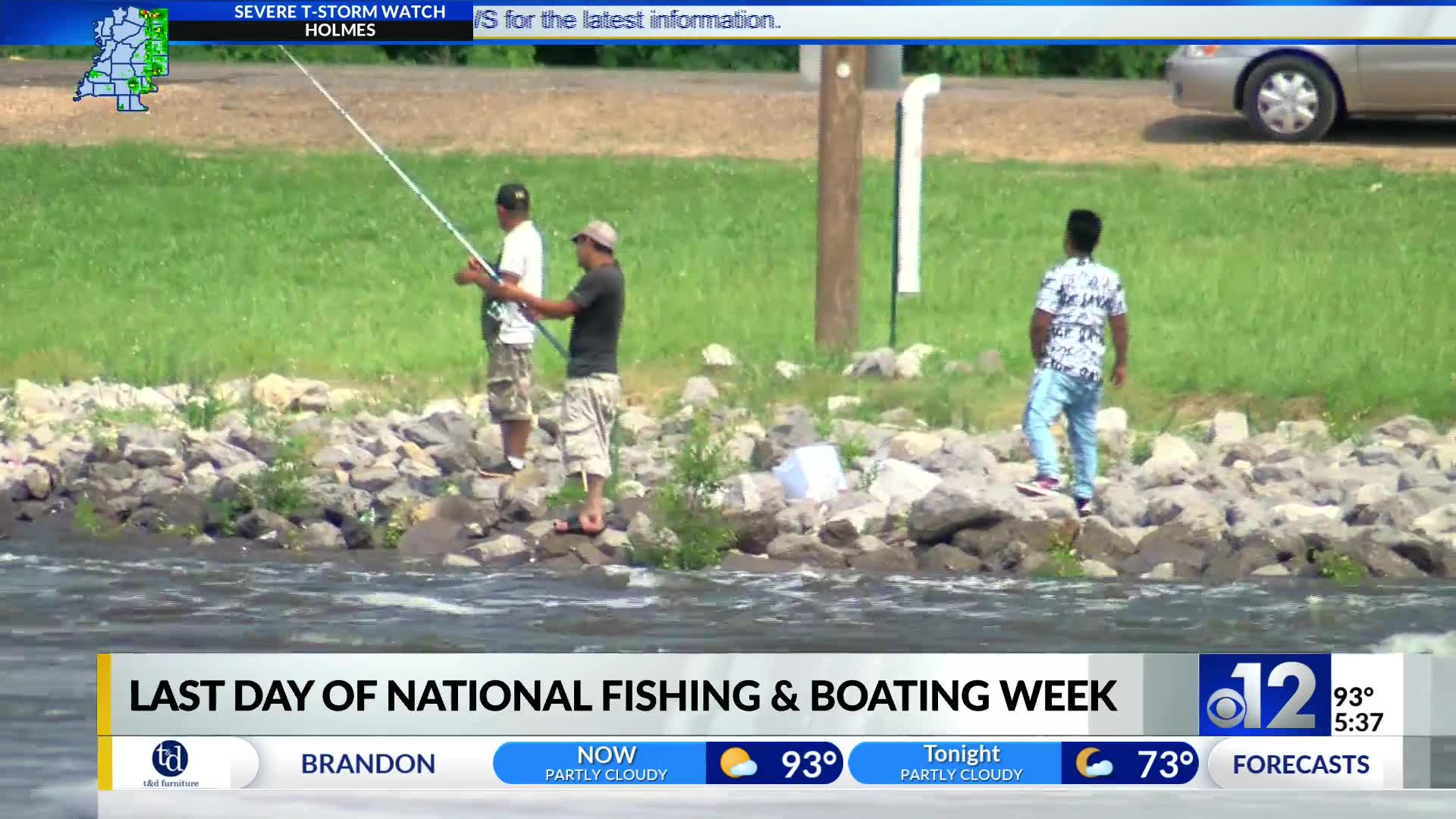 National Fishing and Boating Week comes to an end