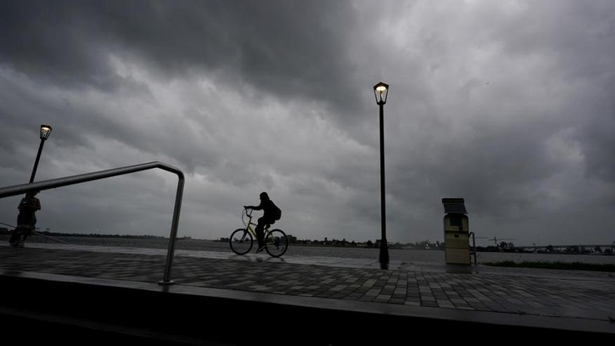 Hurricane Ida Causes Mississippi River to Reverse Course
